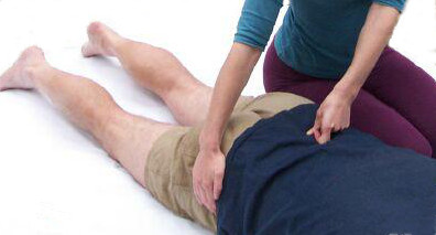 shiatsu treatment image
